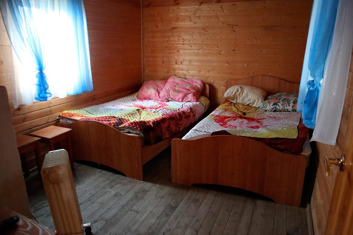 База отдыха «Белая гора» Пензенская область Новый дом (6-местный летом, 4-местный зимой), фото 4