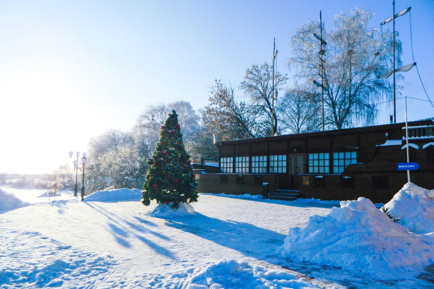 База отдыха «Белая гора» Пензенская область, фото 27