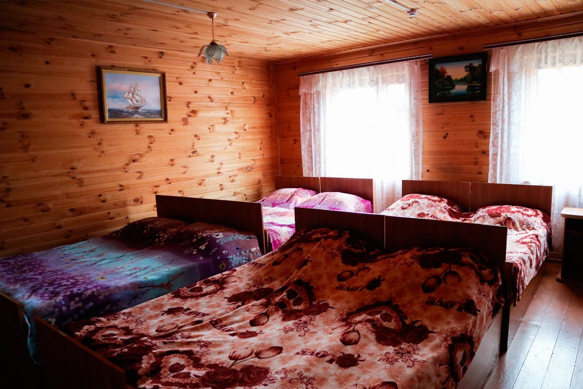 База отдыха «Белая гора» Пензенская область Домик №7 (12-местный), фото 3
