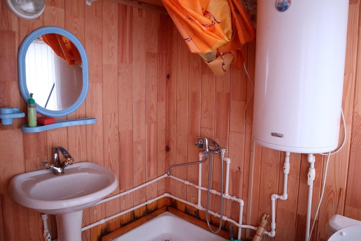 База отдыха «Белая гора» Пензенская область Домик VIP №1 (4-местный), фото 7