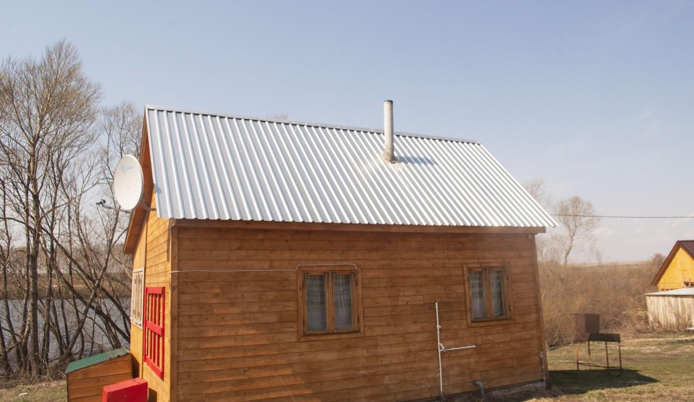 База отдыха «Белая гора» Пензенская область Новый Дом (4-3 местный зимой, 6-ти местный летом), фото 2