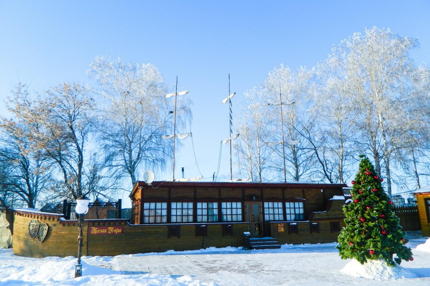 База отдыха «Белая гора» Пензенская область, фото 28