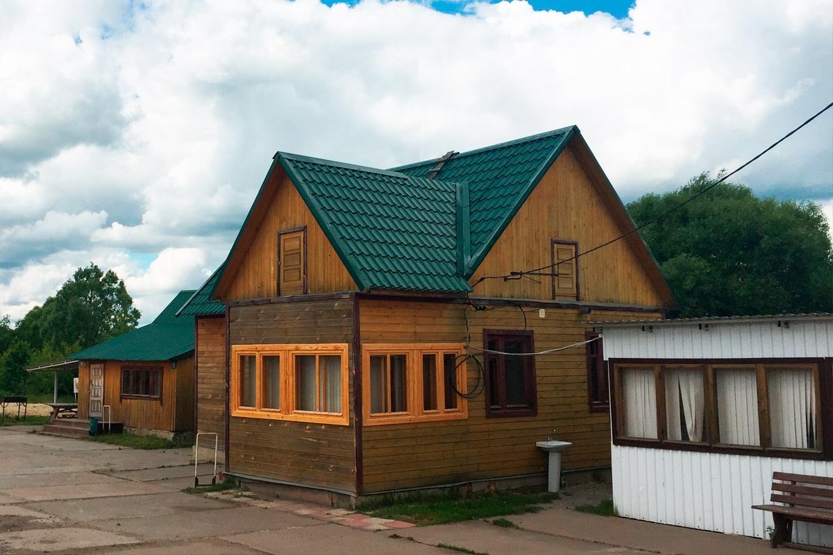 База отдыха «Белая гора» Пензенская область Домик №10 (8-местный), фото 1