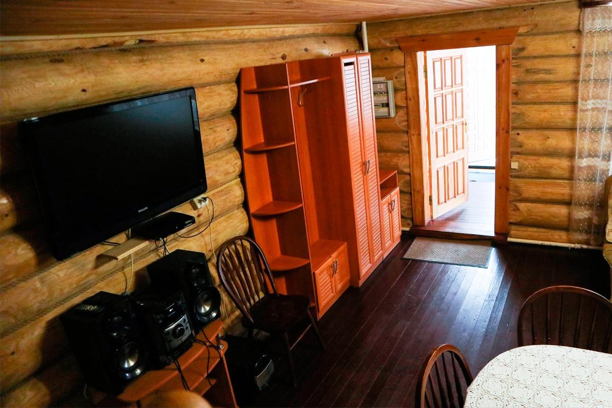 База отдыха «Белая гора» Пензенская область Домик VIP №3 (11-местный), фото 7
