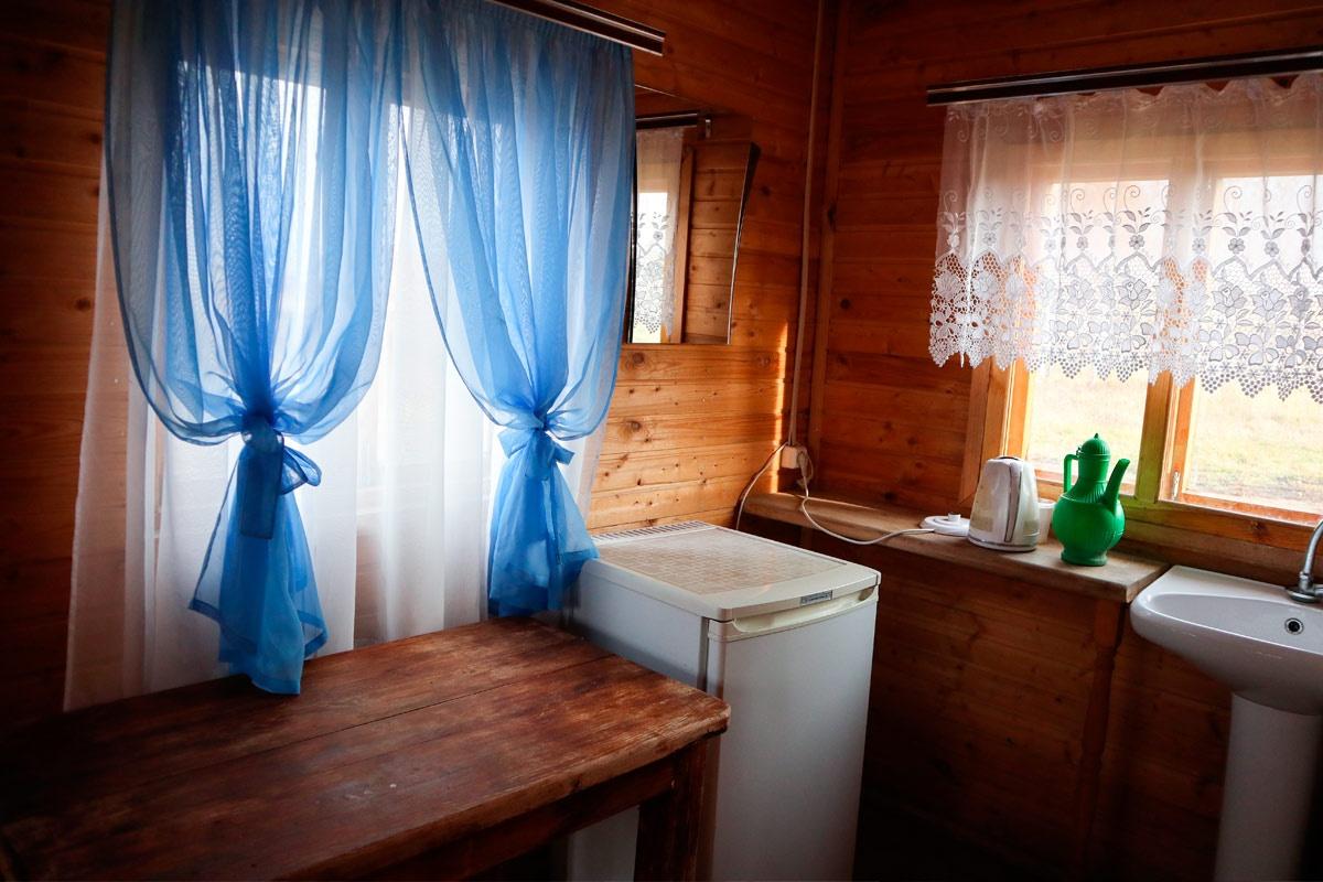 База отдыха «Белая гора» Пензенская область Новый дом (6-местный летом, 4-местный зимой), фото 6