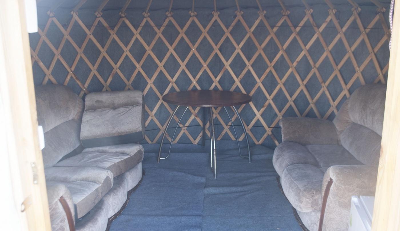 База отдыха «Белая гора» Пензенская область Юрта - 3 места, фото 6