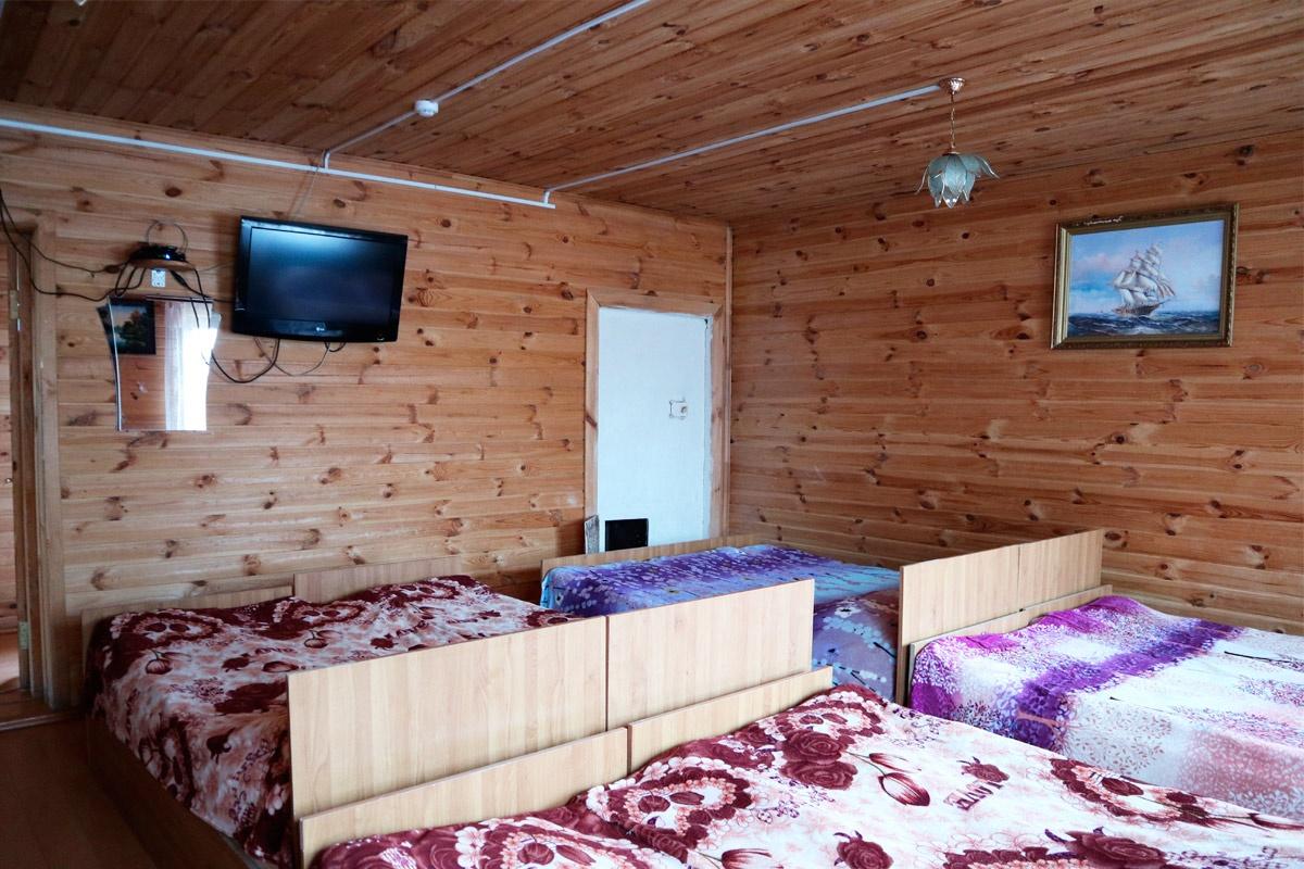 База отдыха «Белая гора» Пензенская область Домик №7 (12-местный), фото 5