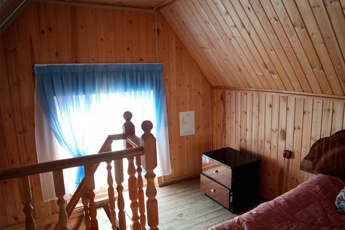 База отдыха «Белая гора» Пензенская область Домик VIP №1 (4-местный), фото 4