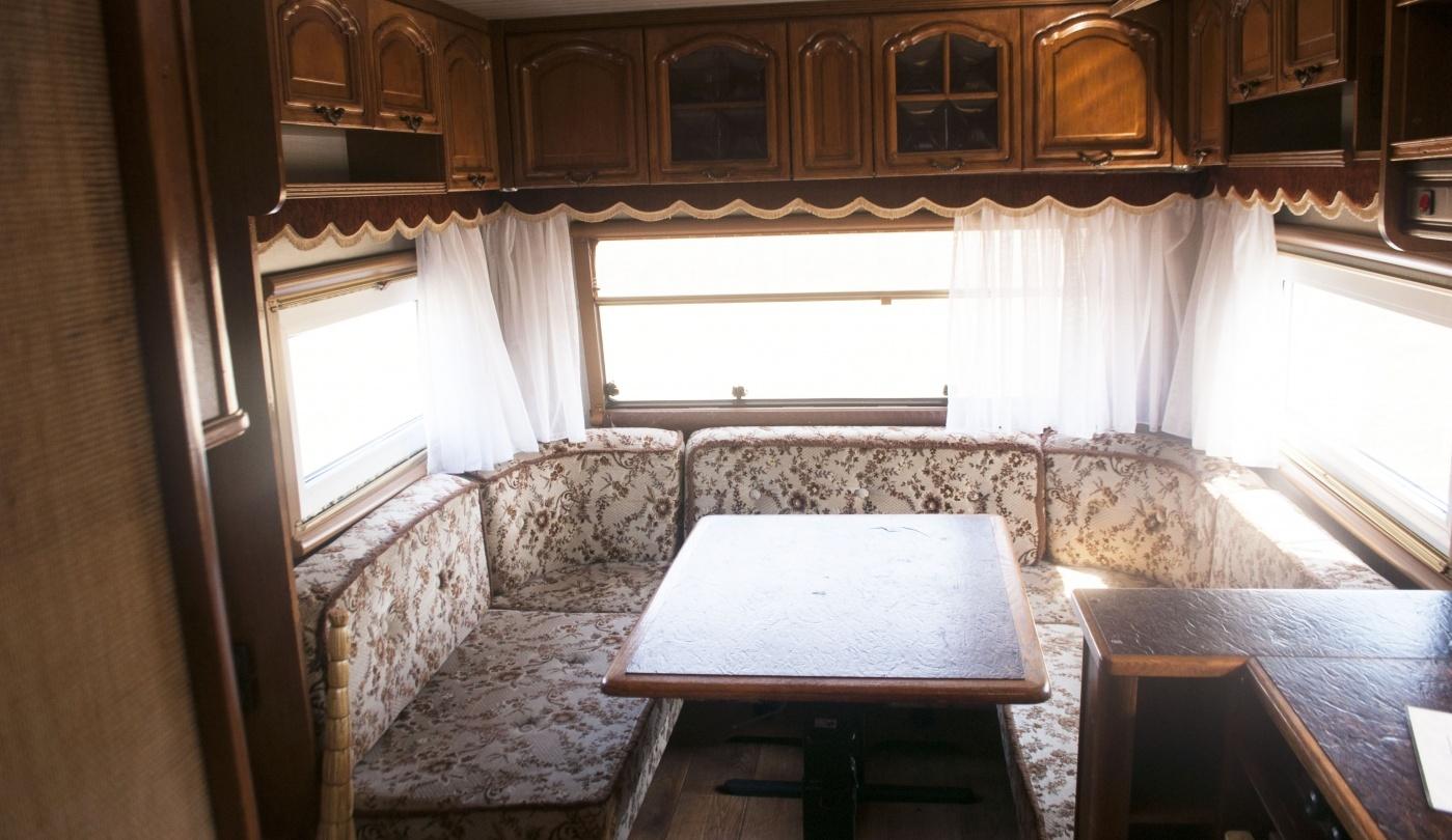 База отдыха «Белая гора» Пензенская область 4-х местные домики на колесах с беседкой и мангалом, фото 4