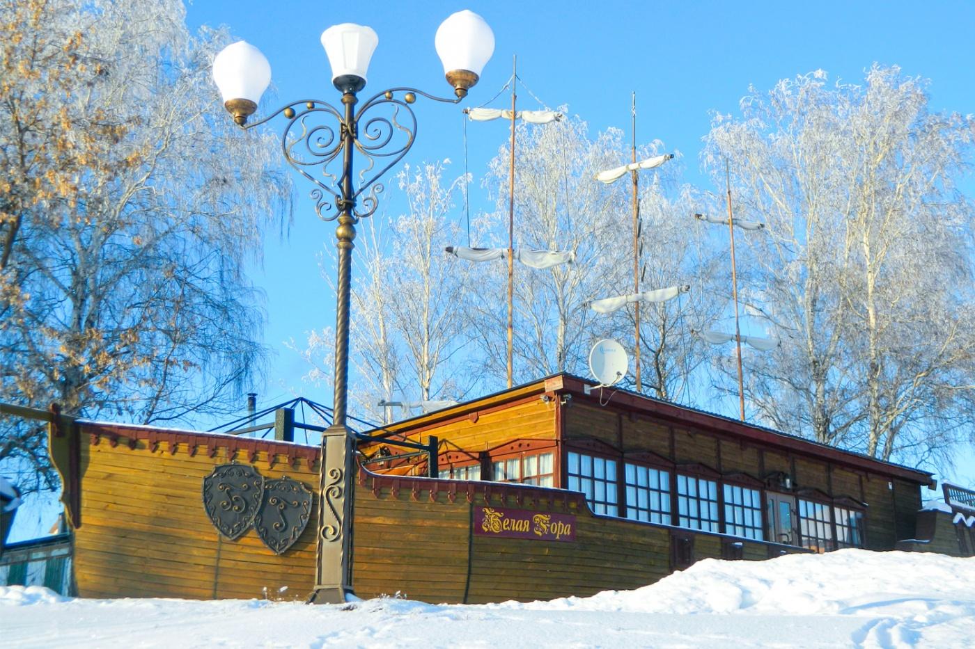 """База отдыха """"Белая гора"""" Пензенская область, фото 27"""