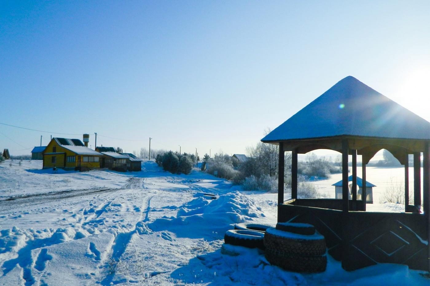 База отдыха «Белая гора» Пензенская область, фото 30