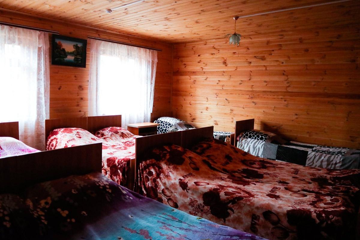 База отдыха «Белая гора» Пензенская область Домик №7 (12-местный), фото 6