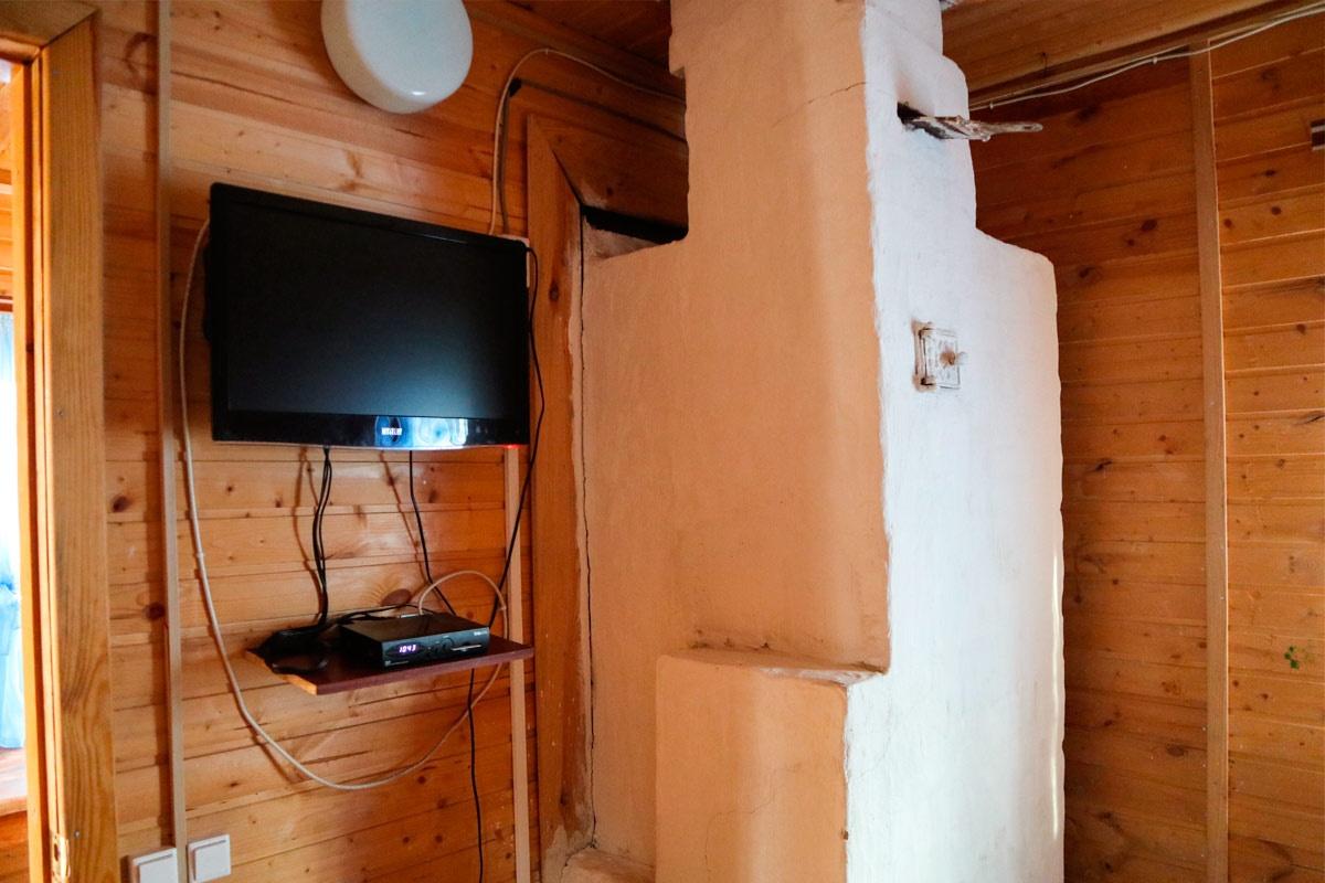 База отдыха «Белая гора» Пензенская область Новый дом (6-местный летом, 4-местный зимой), фото 7