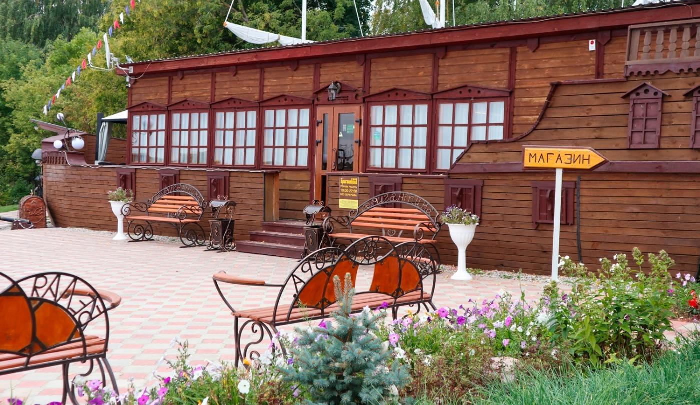 База отдыха «Белая гора» Пензенская область, фото 1