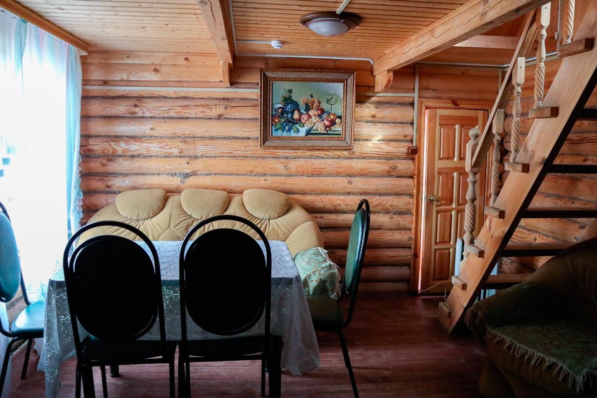 База отдыха «Белая гора» Пензенская область Домик VIP №1 (4-местный), фото 5
