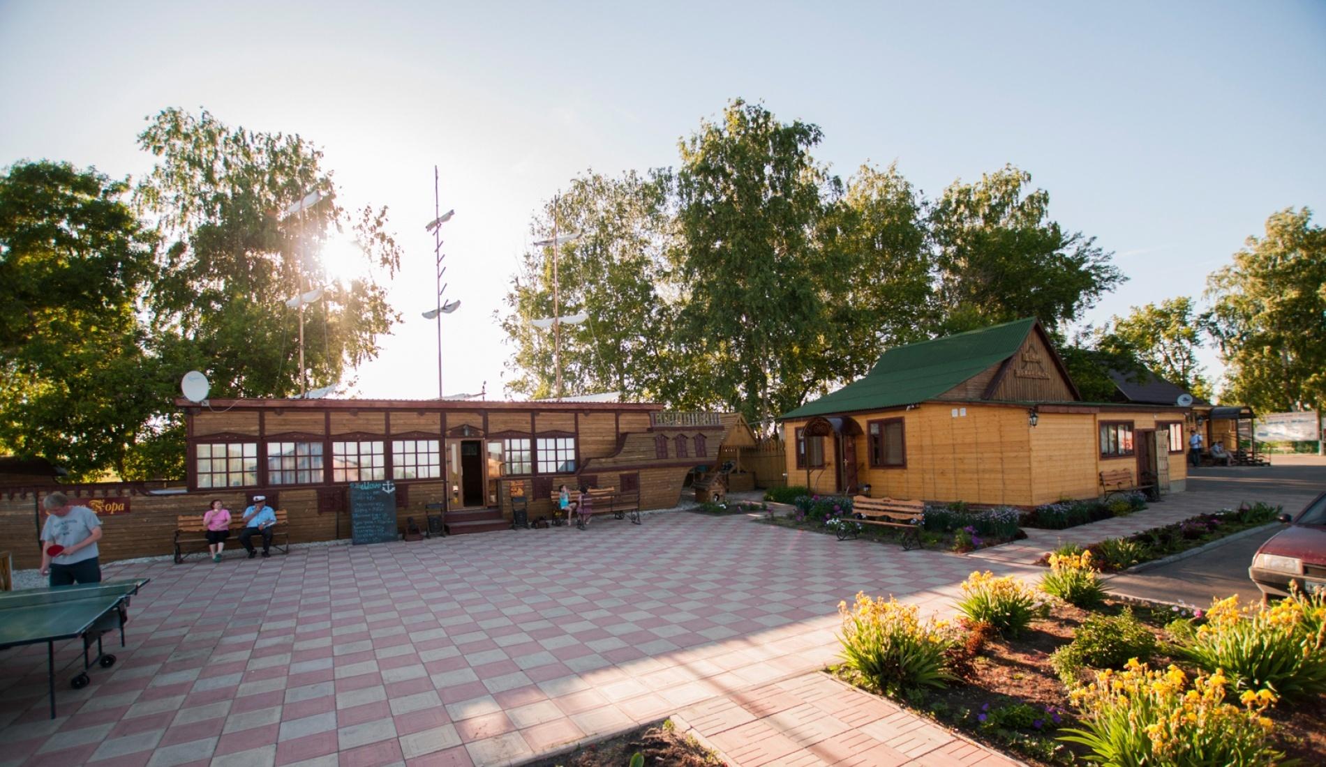 База отдыха «Белая гора» Пензенская область, фото 4