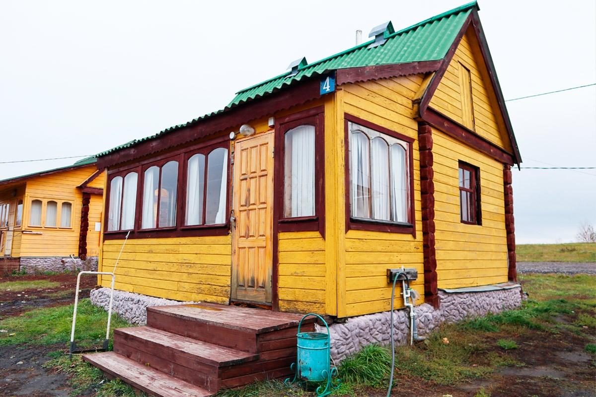 База отдыха «Белая гора» Пензенская область Домик №4 (4-местный), фото 1
