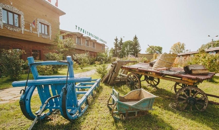Гостиничный комплекс «Ярославна» Ярославская область, фото 18
