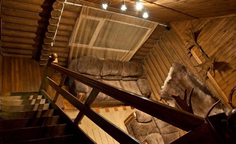 База отдыха «Кедровая заимка» Томская область Благоустроенный двухэтажный коттедж, фото 5