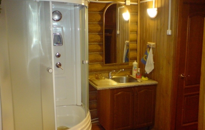 База отдыха «Кедровая заимка» Томская область Благоустроенный двухэтажный коттедж, фото 13