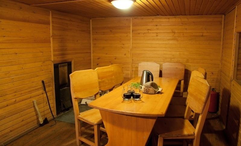 База отдыха «Кедровая заимка» Томская область Благоустроенный двухэтажный коттедж, фото 7