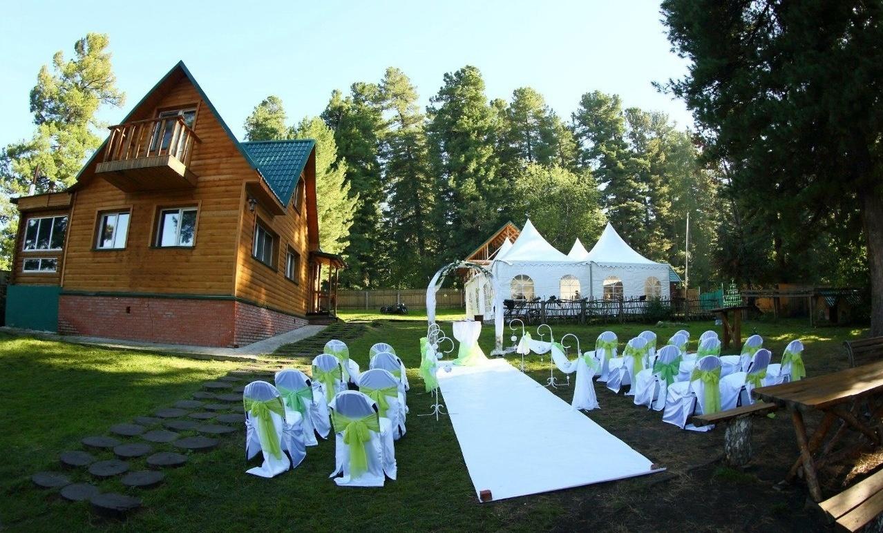 База отдыха «Кедровая заимка» Томская область, фото 8