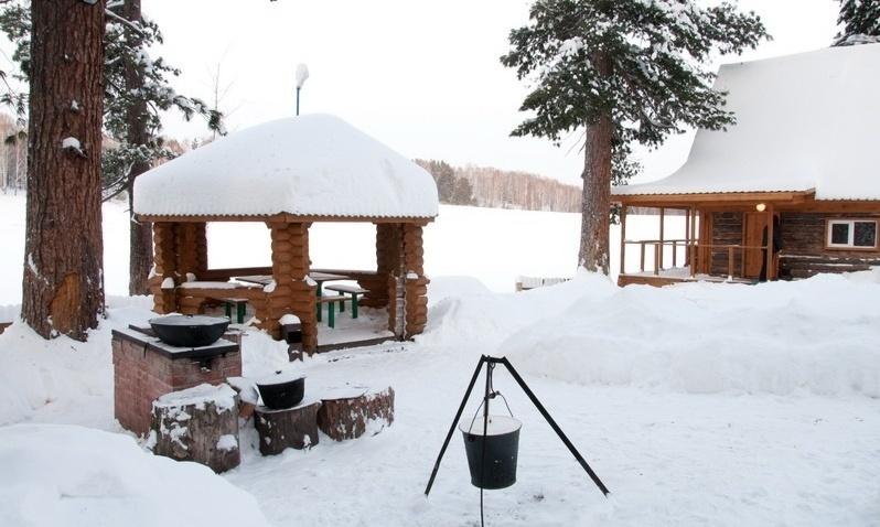 База отдыха «Кедровая заимка» Томская область, фото 20