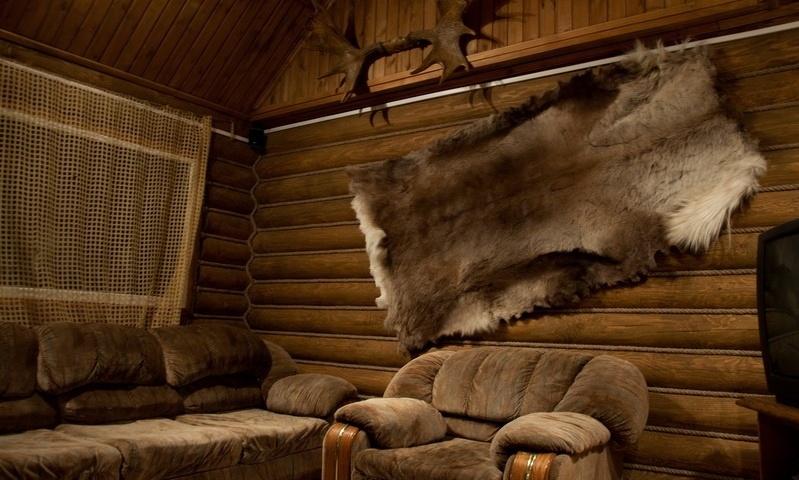 База отдыха «Кедровая заимка» Томская область Благоустроенный двухэтажный коттедж, фото 3