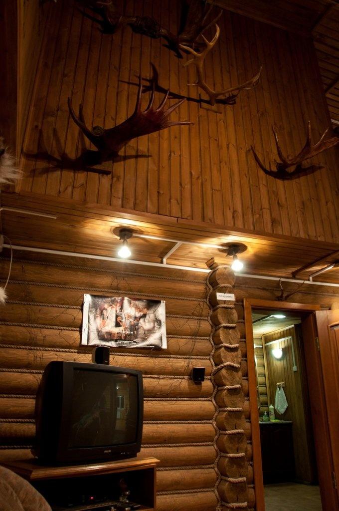 База отдыха «Кедровая заимка» Томская область Благоустроенный двухэтажный коттедж, фото 6