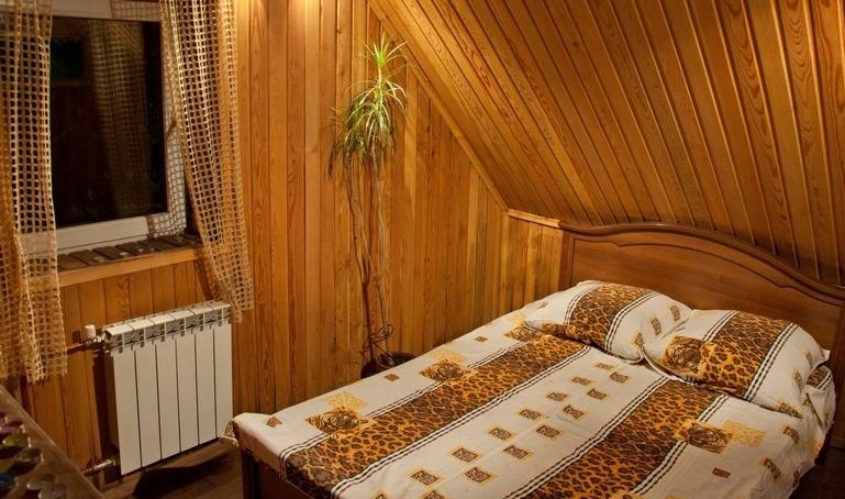 База отдыха «Кедровая заимка» Томская область Благоустроенный двухэтажный коттедж, фото 2