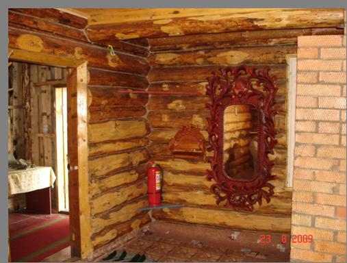 """База отдыха """"Хуторок 12 месяцев"""" Кемеровская область 2-х местный домик, фото 3"""