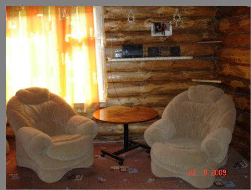 """База отдыха """"Хуторок 12 месяцев"""" Кемеровская область 2-х местный домик, фото 1"""
