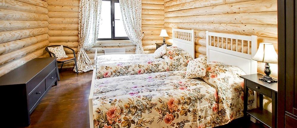 Туристический комплекс «Мышкино подворье»/Hotel Mouse Inn Ярославская область Коттедж «Президентский», фото 4
