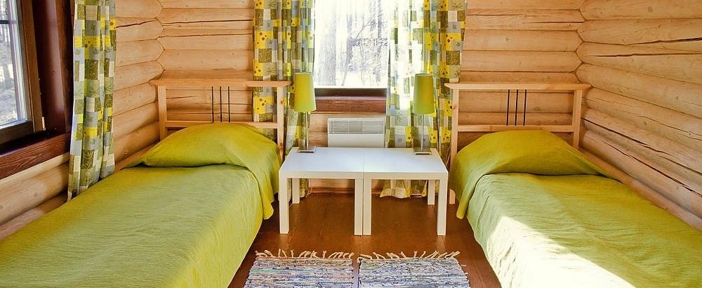 Туристический комплекс «Мышкино подворье»/Hotel Mouse Inn Ярославская область Коттедж «Стандарт», фото 3