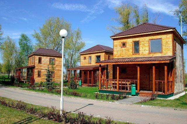 """База отдыха """"Избушка"""" Саратовская область, фото 5"""