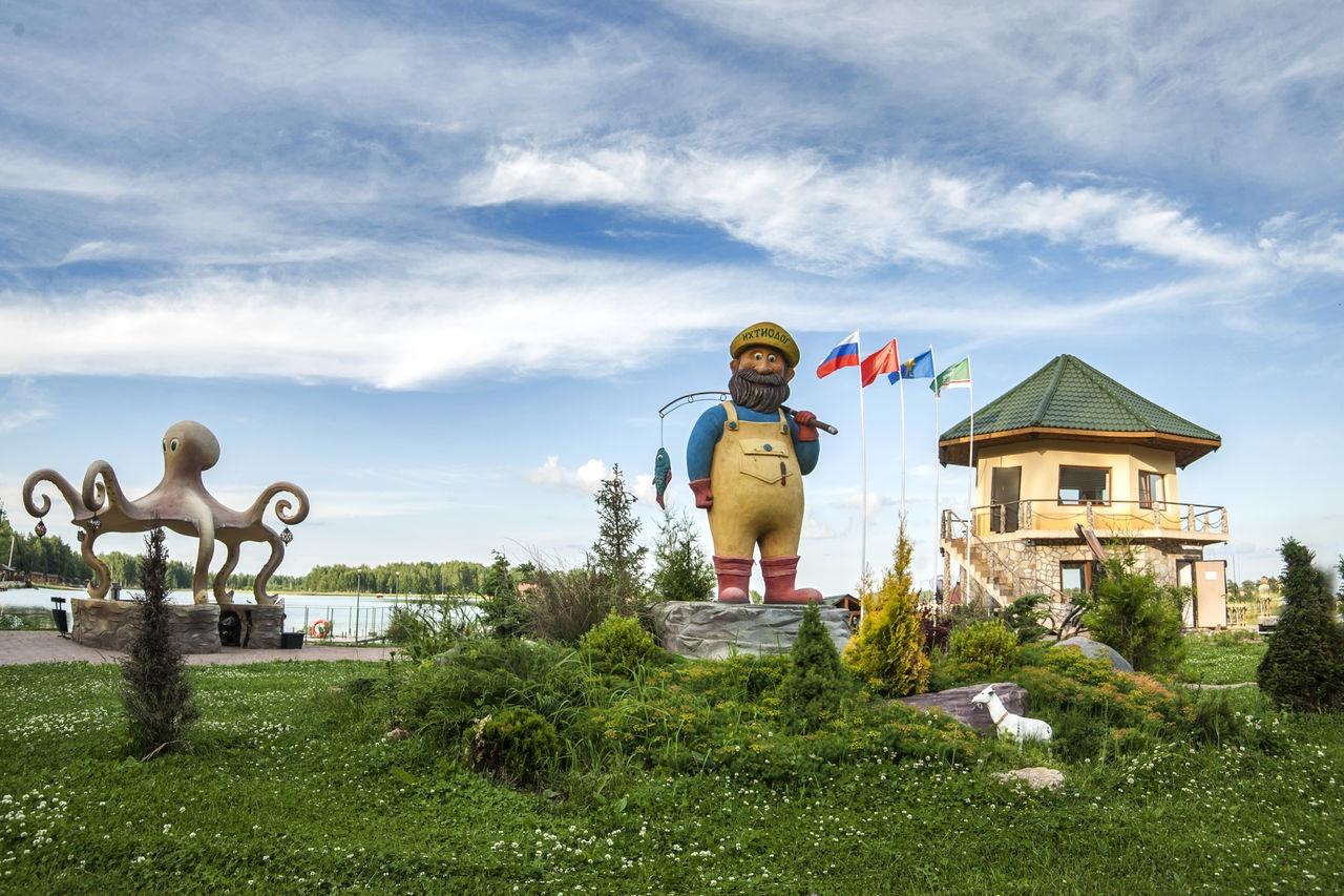 Рыболовная база «Ихтиолог» Московская область Групповой заезд, фото 20