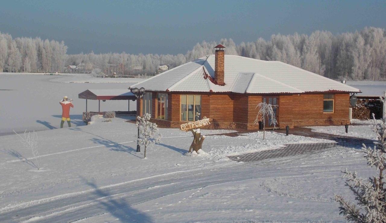 Рыболовная база «Ихтиолог» Московская область, фото 1