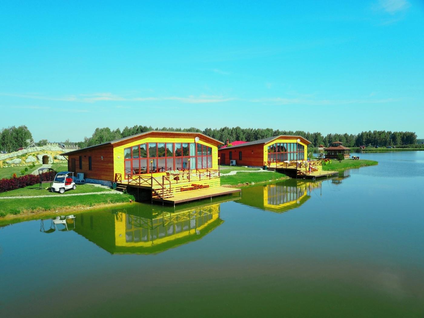 Рыболовная база «Ихтиолог» Московская область Групповой заезд, фото 3