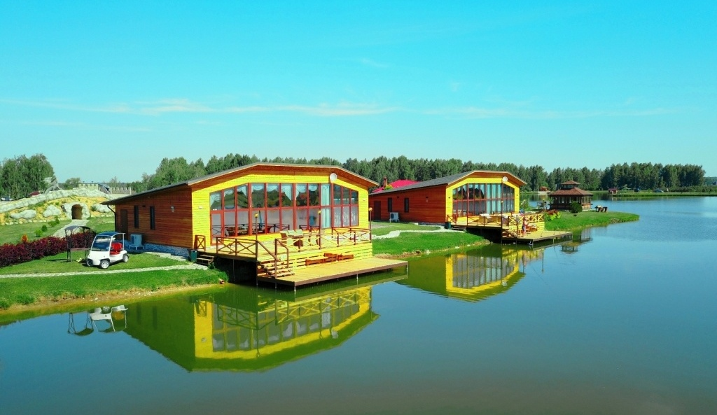 Рыболовная база «Ихтиолог» Московская область, фото 2