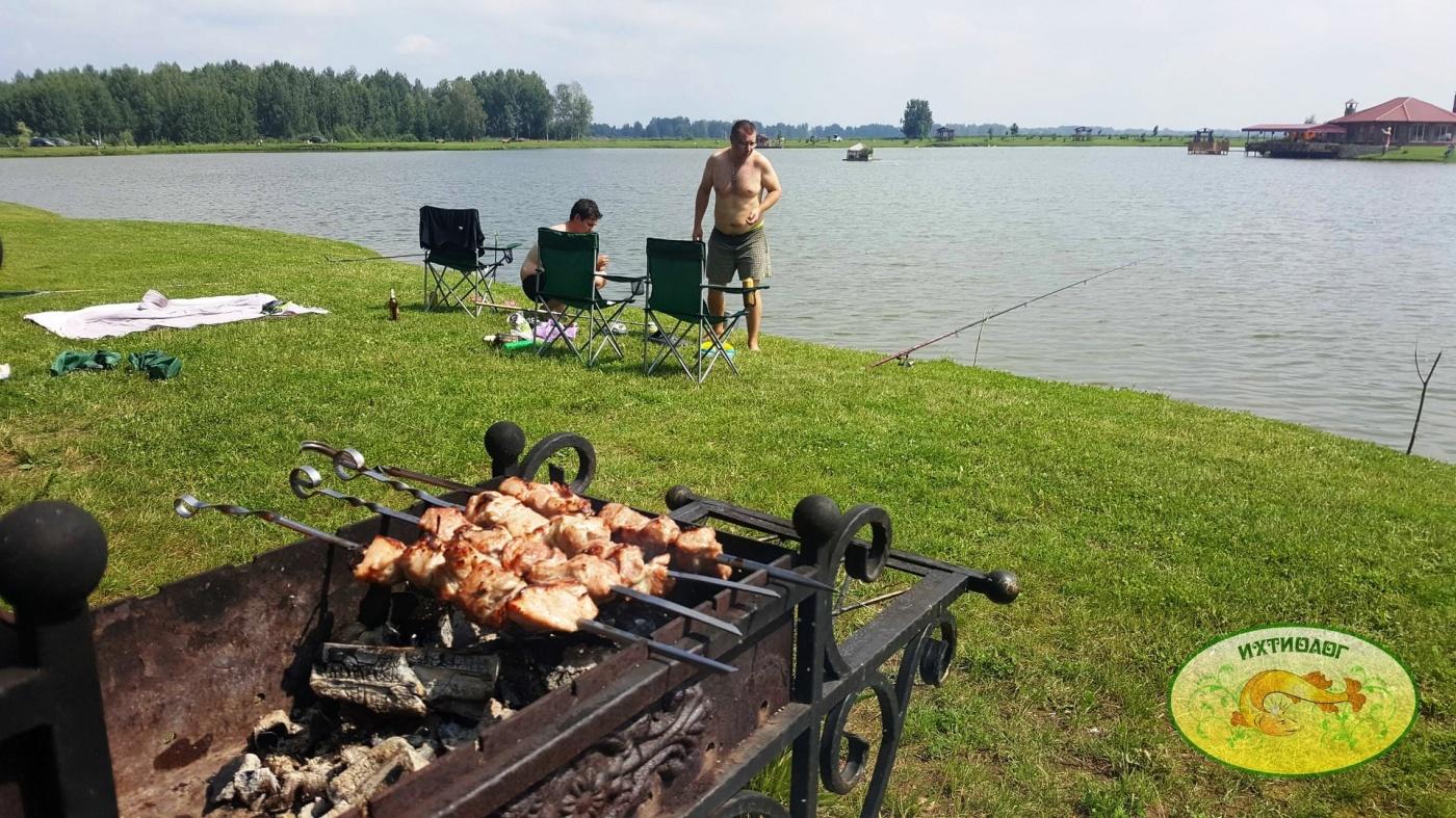 Рыболовная база «Ихтиолог» Московская область Групповой заезд, фото 18
