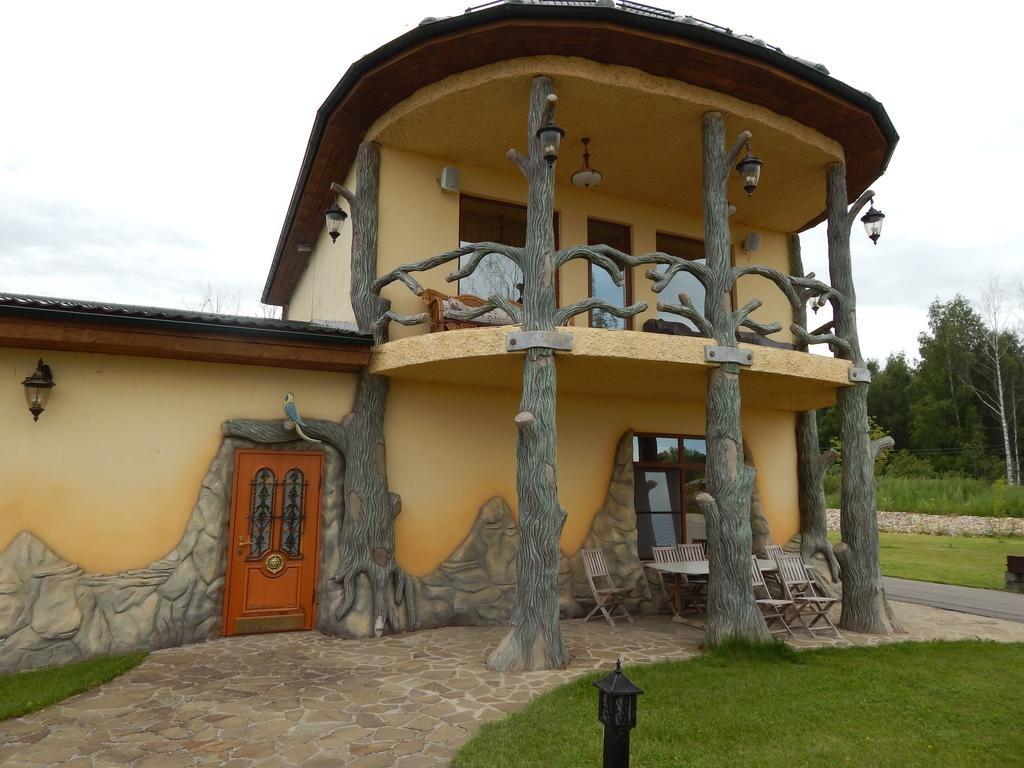 Рыболовная база «Ихтиолог» Московская область Африканский дом, фото 2