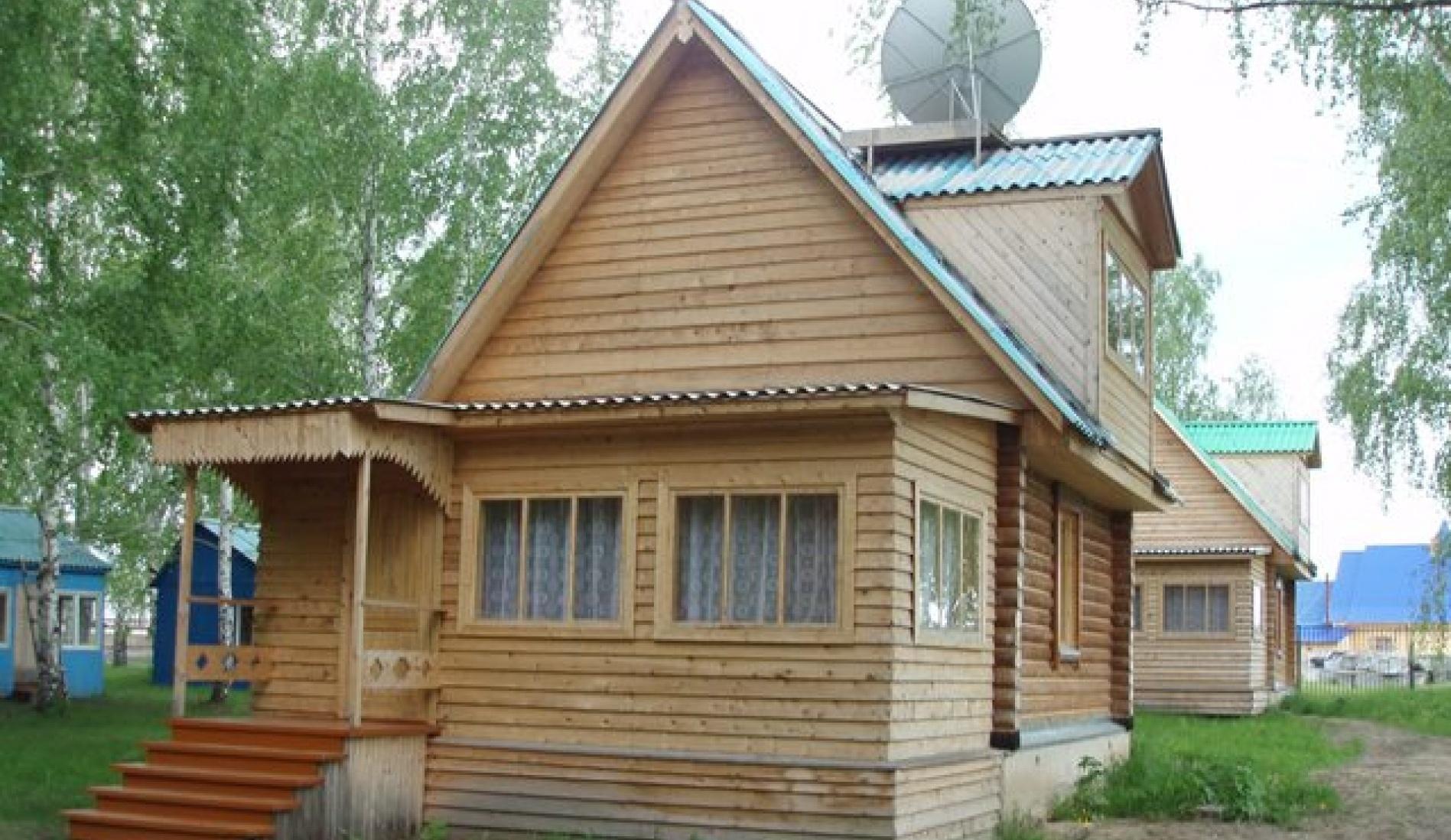 """База отдыха """"Кристалл"""" Томская область, фото 2"""
