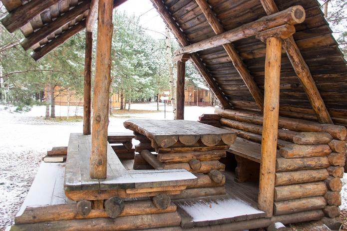 Дачный комплекс «Коприно» Ярославская область 6-местный домик № 20-30, фото 1