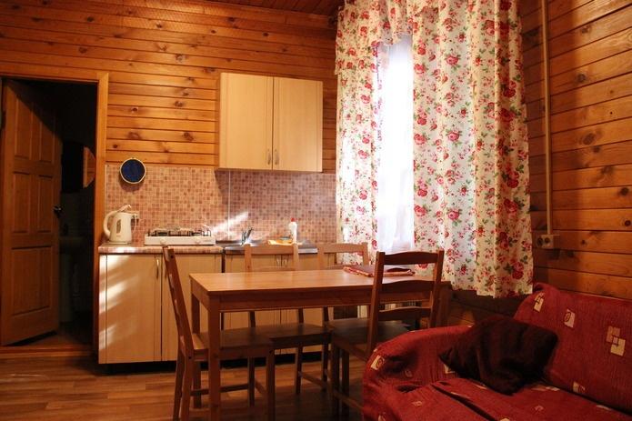Дачный комплекс «Коприно» Ярославская область 5-местный домик № 1-4, фото 5