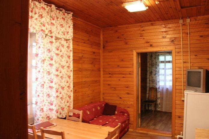 Дачный комплекс «Коприно» Ярославская область 5-местный домик № 1-4, фото 6