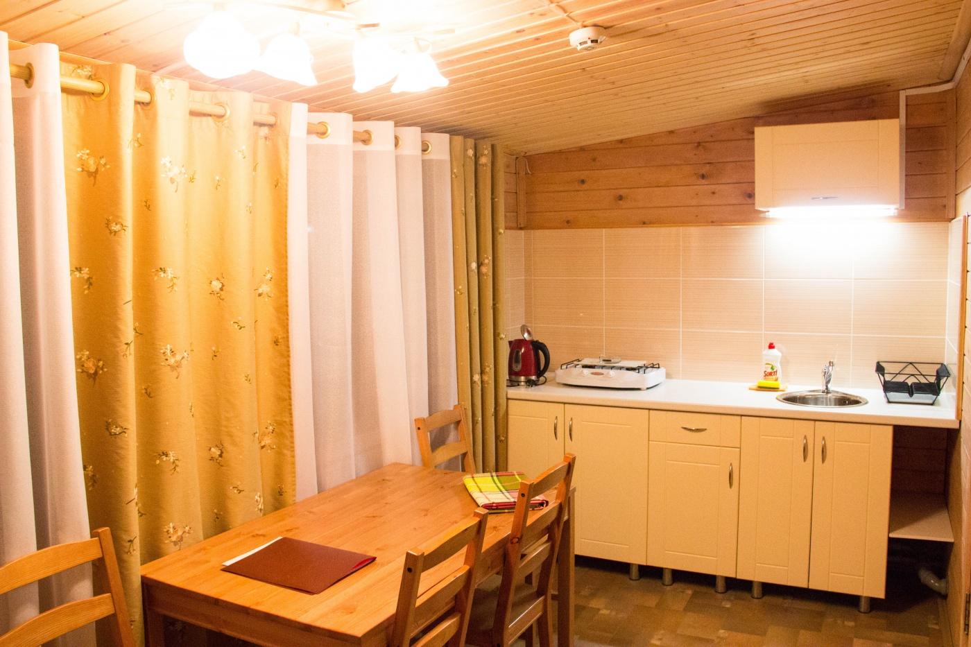 Дачный комплекс «Коприно» Ярославская область 2-местный домик № 16, 17, 18, 19, фото 5