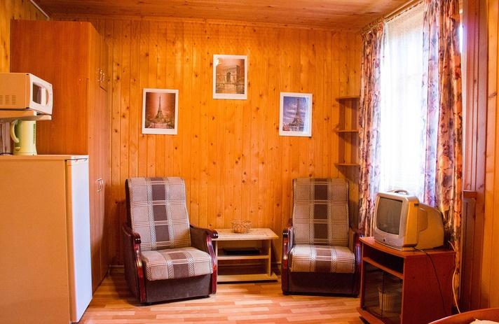 Дачный комплекс «Коприно» Ярославская область 2-местный номер (№ 25, 27, 28), фото 3