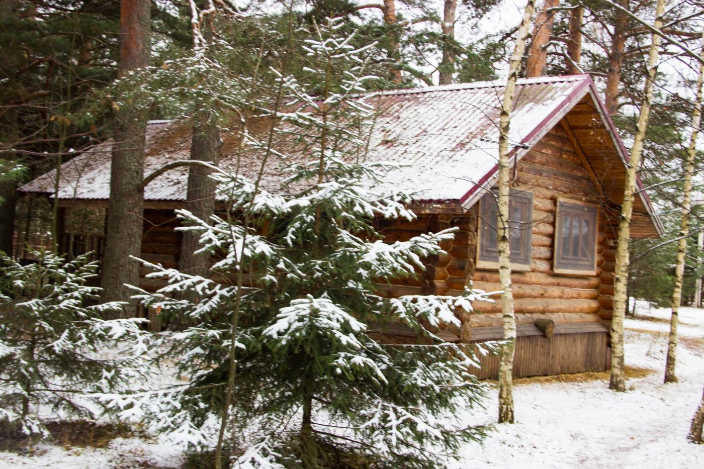 Дачный комплекс «Коприно» Ярославская область 2-местный домик № 12-15, фото 1