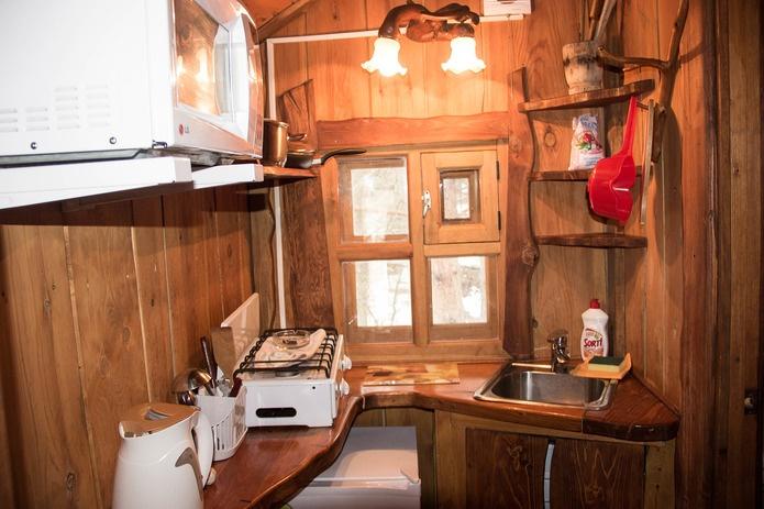 Дачный комплекс «Коприно» Ярославская область Коттедж - избушка № 7, 33-39, фото 4