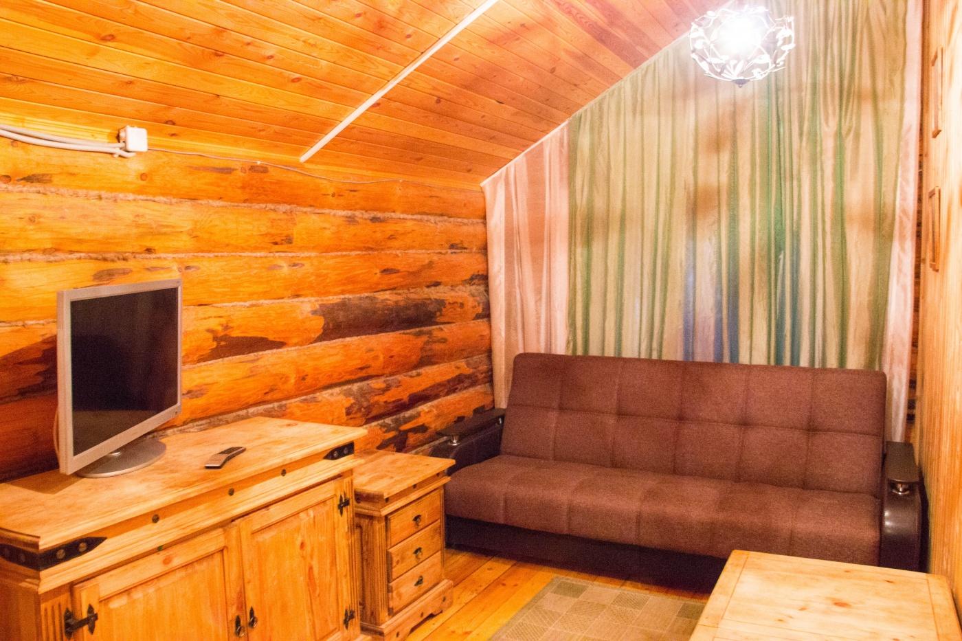 Дачный комплекс «Коприно» Ярославская область 2-местный домик № 12-15, фото 3